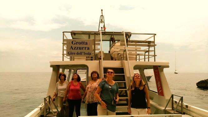 Excursiones a la Gruta Azul - Sensi in Viaggio