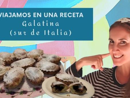Viajamos en una receta, hoy: Pasticciotti di Galatina (Sur de ITALIA)