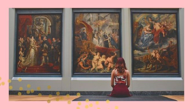 Visita 5 museos italianos virtuales