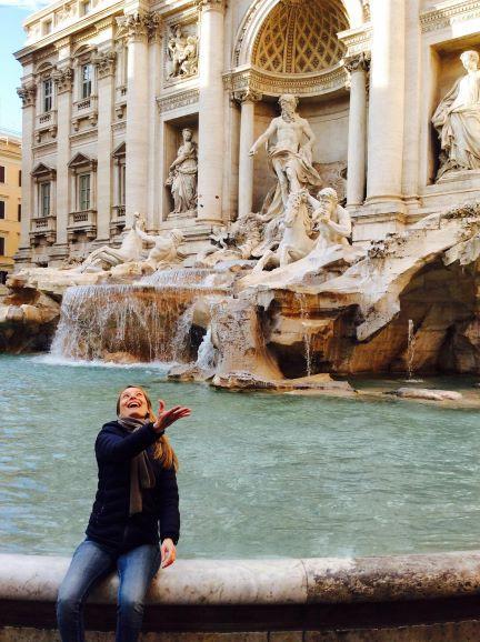 Ritual de la moneda - Fontana di Trevi - Sensi in Viaggio