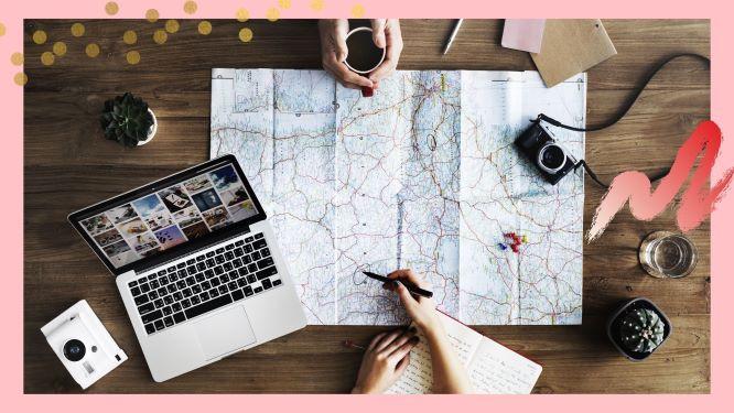 Planifica tu viaje con tiempo