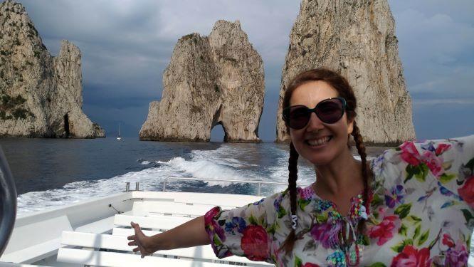 Sensi in VIaggio, viaje de verano a la Isla de Capri