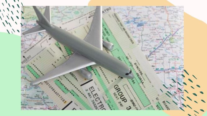 ¿Cómo manejarme con los pasajes aéreos?