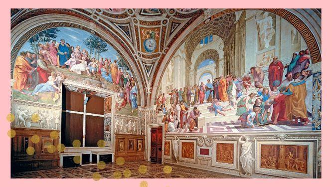 Visita virtual gratuita a los Museos Vaticanos-Roma