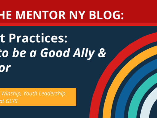 5 Best Practices: How To Be a Good Ally & Mentor
