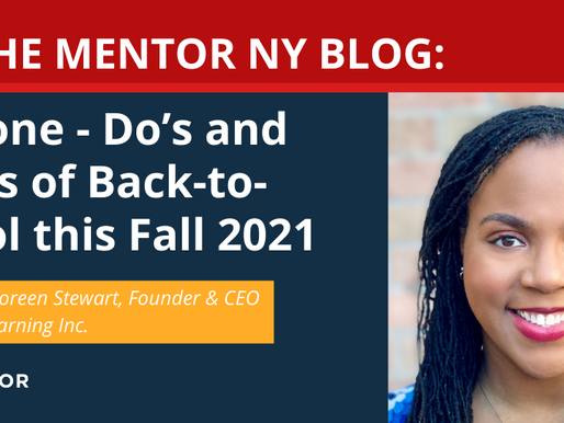 Part One: Do's and Don'ts of Back-to-School this Fall 2021