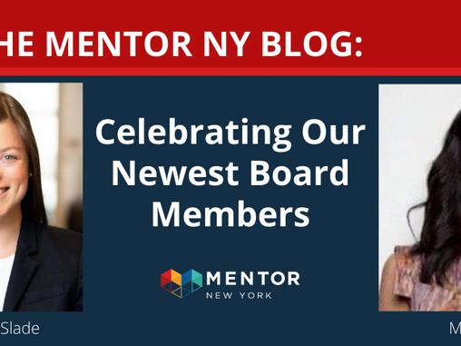 Celebrating Our Newest Board Members: Morgan Slade and May Malik