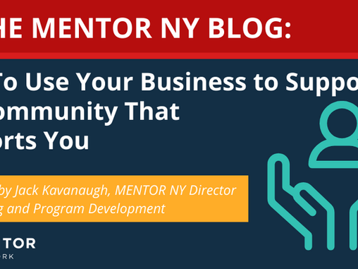 How Your Business Can Support the Community That Supports You