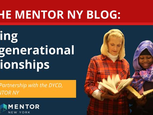 Building Intergenerational Relationships