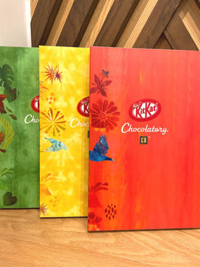 KitKat Chocolatory Pop-up Store @ PopUpHK CWB