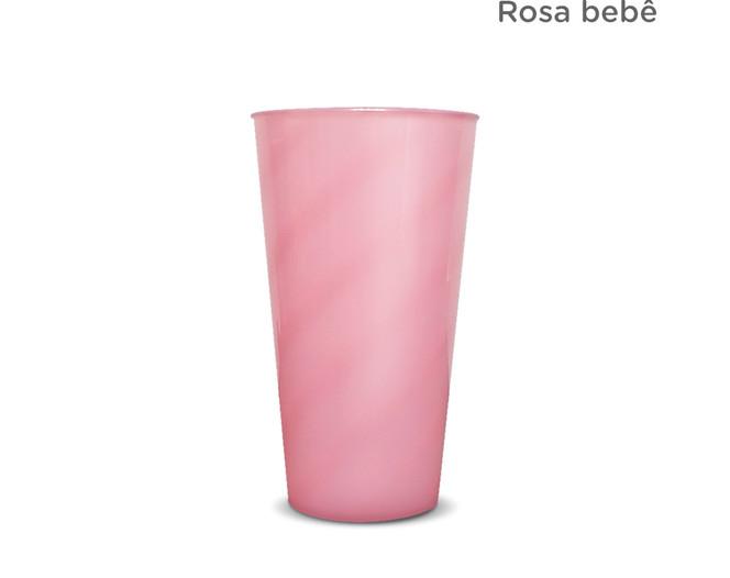 Rosa bebê