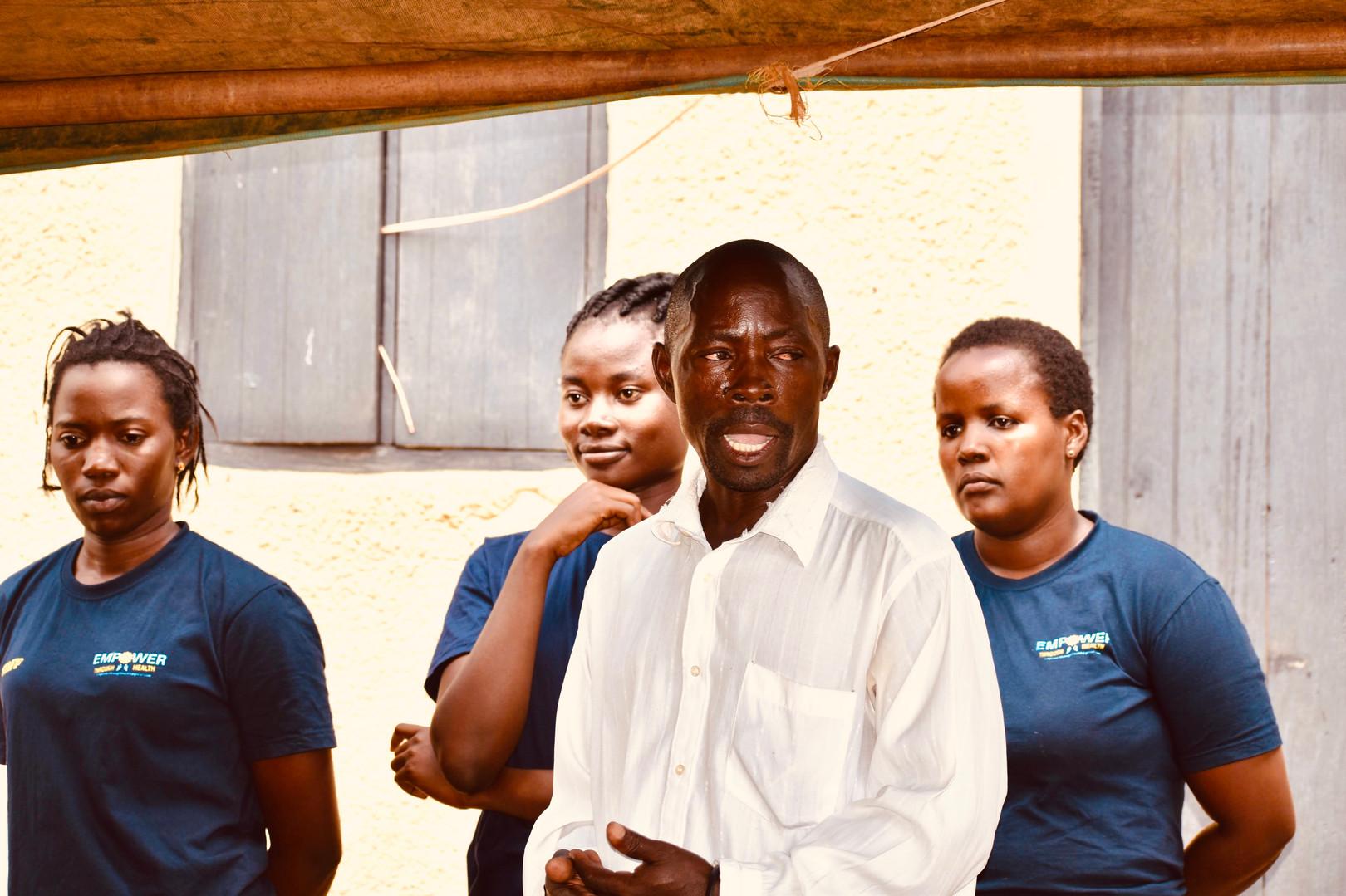 Mpunde Village Meeting