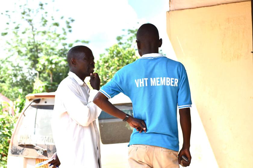Village Health Team Members