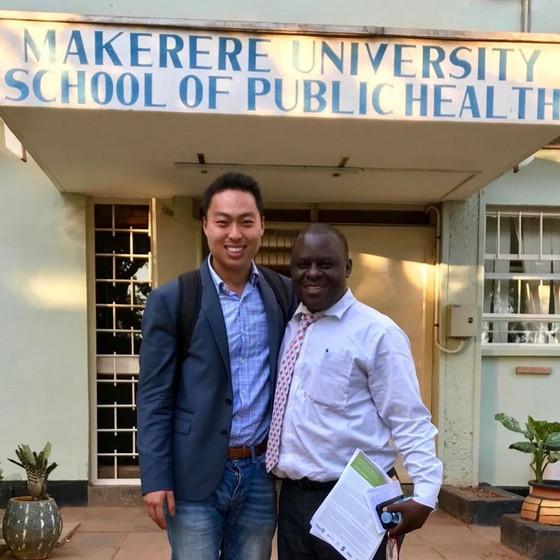 Jae & Dr. Wasiwa