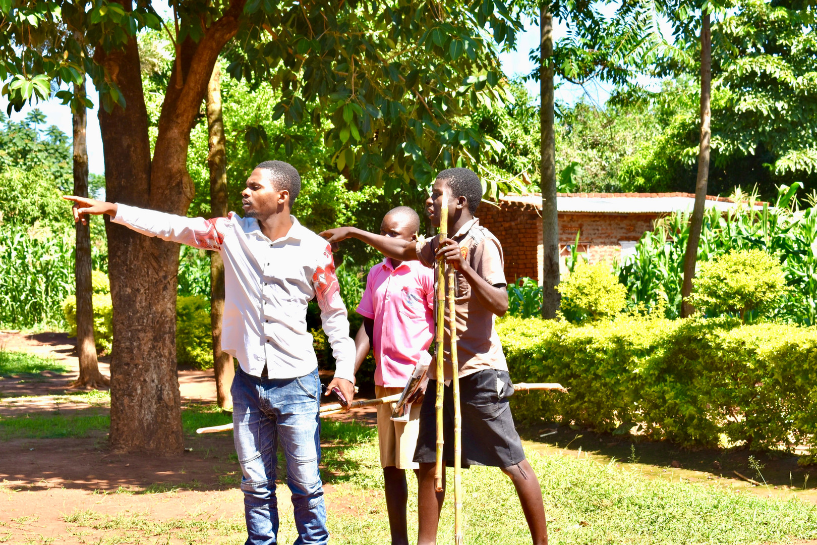 Navigating Uganda