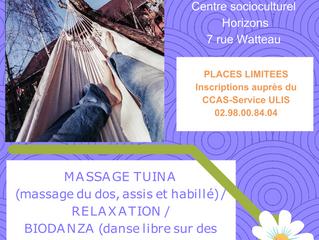 Le massage Tuina pour tous