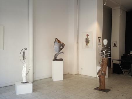 """""""Métamorphoses"""" Galerie Claire Corcia Paris"""