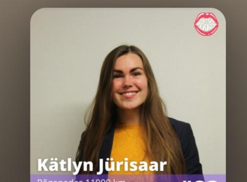 Põgenedes 11 000 km jalgrattal - Kätlyn Jürisaar