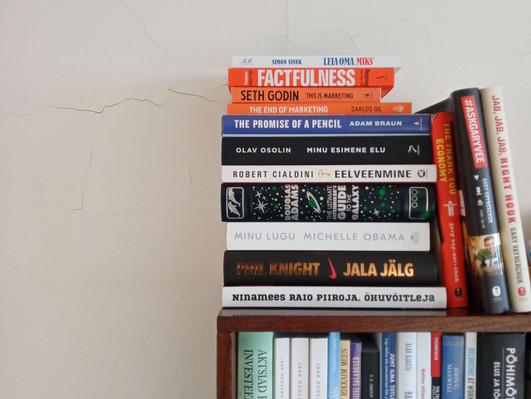 7 raamatut, mis aitavad unistustele lähemale