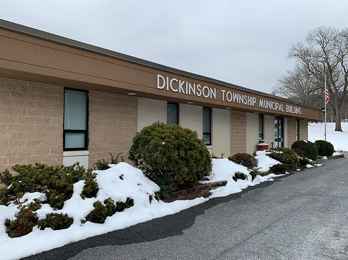 Dickinson_Township_Building