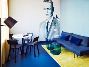 Modez Studio's Arnhem (Blue)