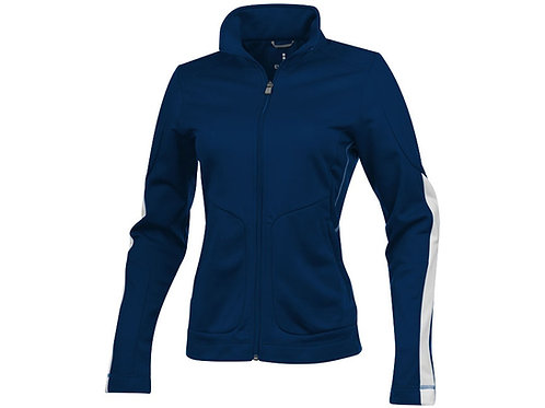 "Куртка ""Maple"" женская на молнии, темно-синий"
