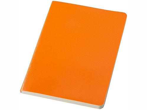 """Блокнот А5 """"Gallery"""", оранжевый"""