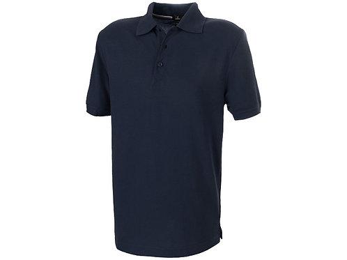 "Рубашка поло ""Crandall"" мужская, темно-синий"