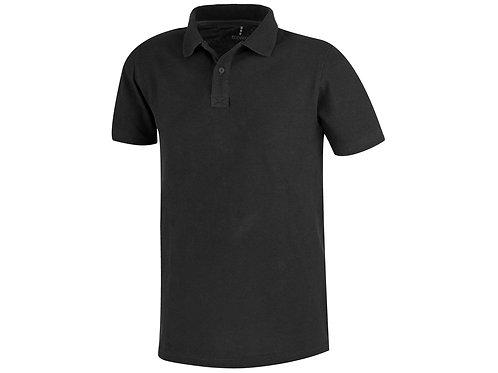 Рубашка поло «Primus» мужская, антрацит