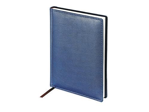 Ежедневник А5 недатированный «Leader», синий