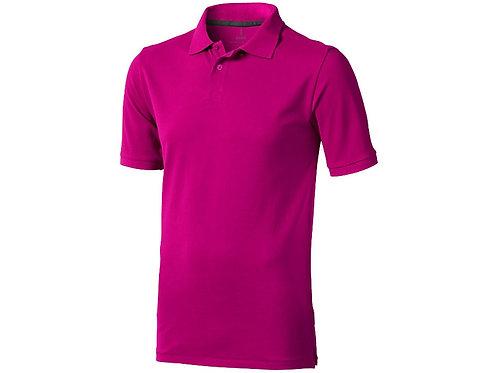 """Рубашка поло """"Calgary"""" мужская, розовый"""
