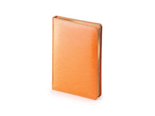 Ежедневник недатированный А5 «Sidney Nebraska», оранжевый