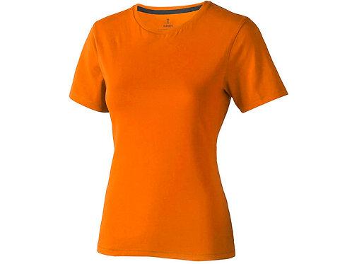 "Футболка ""Nanaimo"" женская, оранжевый"