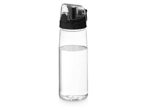"Бутылка спортивная ""Capri"", прозрачный"