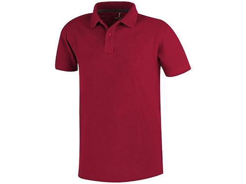 Рубашка поло «Primus» мужская, красный