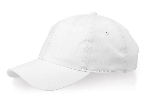 """Бейсболка """"Verve"""" 6-ти панельная, белый"""