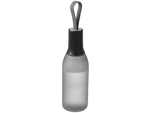 """Бутылка """"Flow"""", черный матовый"""