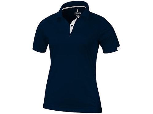 "Рубашка поло ""Kiso"" женская, темно-синий"