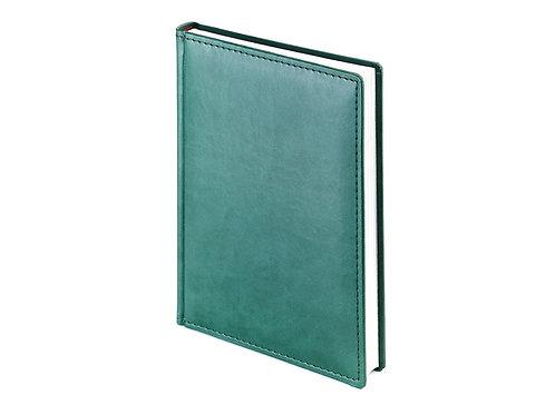 Ежедневник недатированный А4 «Velvet», зеленый