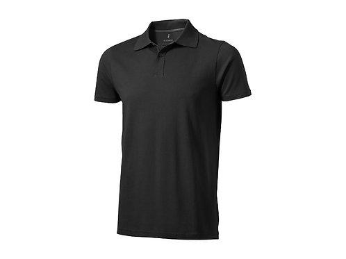 """Рубашка поло """"Seller"""" мужская, антрацит"""