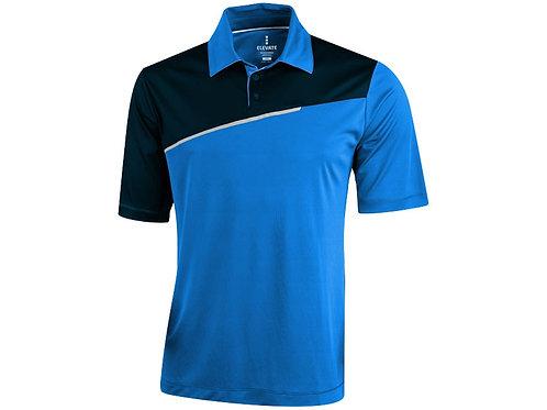 """Рубашка поло """"Prater"""" мужская, синий/темно-синий"""