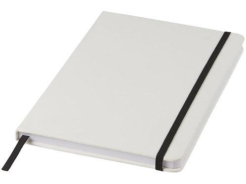 Блокнот А5 «Spectrum», белый/черный