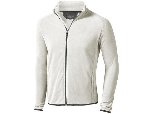"""Куртка флисовая """"Brossard"""" мужская, светло-серый"""