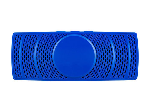 "Колонка ""Funbox"" с функцией Bluetooth®, синий"