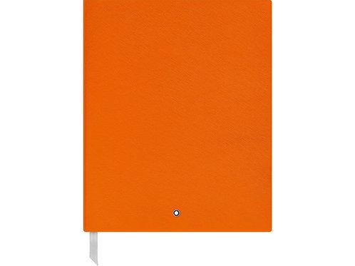 Блокнот #149 Fine Stationery. Montblanc, оранжевый