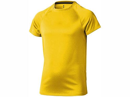 """Футболка """"Niagara"""" детская, желтый"""