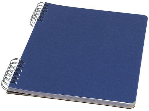 Блокнот Flex А5, ярко-синий