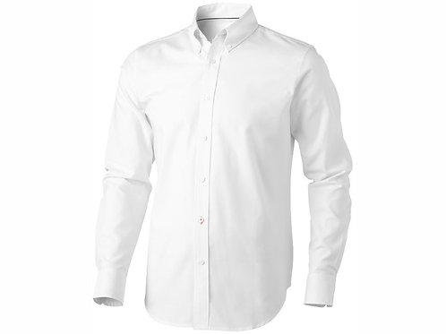 """Рубашка """"Vaillant"""" мужская с длинным рукавом, белый"""
