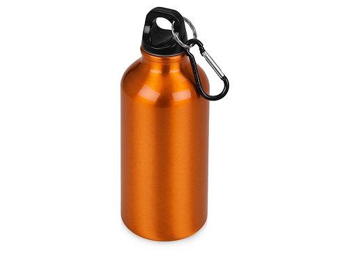 """Бутылка """"Oregon"""" с карабином, оранжевый"""