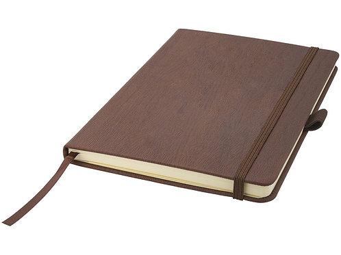 """Блокнот А5 """"Wood-look"""", коричневый"""